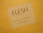 FLESH: Poems and Photos by Tyson Habein (Nouveau Nostalgia, 2014)